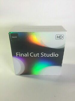 Final Cut Pro Studio Video Editing Pro for Sale in Hollywood,  FL