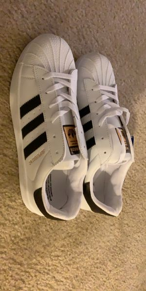 Adidas superstar size 9.5 for Sale in Sterling Heights, MI