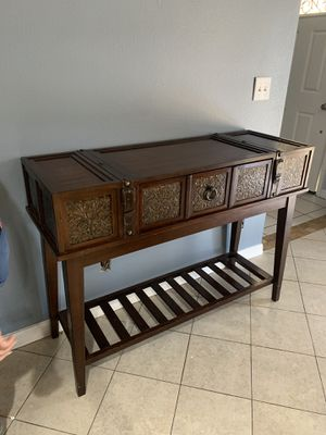 Consol table, buffet, sideboard for Sale in Rockledge, FL