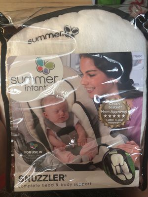 Newborn Car Seat Body Support NEW for Sale in Santa Clara, CA