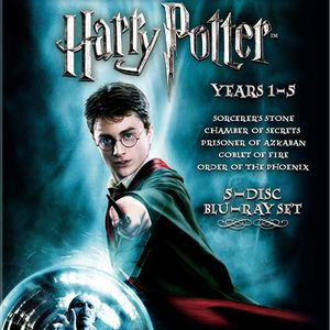 Harry Potter Blue Ray for Sale in Orangeburg, SC