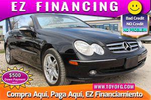 2005 Mercedes-Benz CLK320 for Sale in Cypress, TX