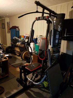 Weider pro 4300 free weight machine. for Sale in Fairfax, VA