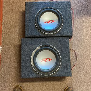 "12"" Alpine type R Subwoofers for Sale in Scottsdale, AZ"