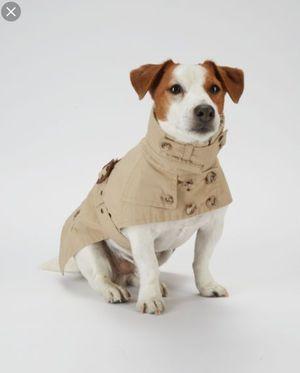 Ralph Lauren Dog Trench Coat Classic Khaki for Sale in Santa Monica, CA