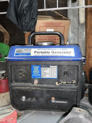 Chicago power generator for Sale in San Diego, CA