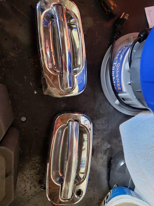 Chevy & GMC door handles