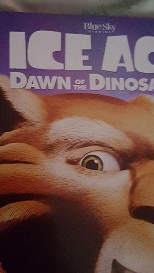 Ice Age:Dawn of the Dinosaurs!! No digital copy!! Brand new. for Sale in Lexington, KY