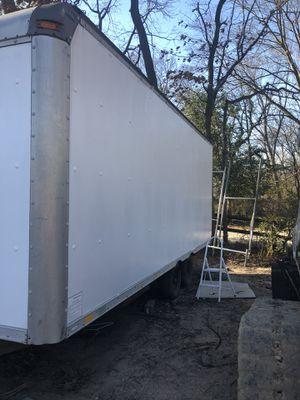 Cargo trailer 20 por 8 año 2002 en buenas condiciones for Sale in Lanham, MD