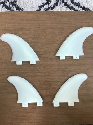 FCS Quad Fins for Sale in Oceanside, CA