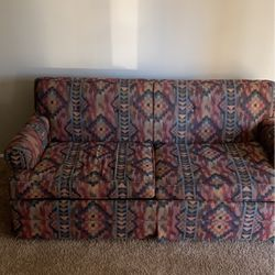 Pull Out Bed/ Couch And Recliner for Sale in Hazelwood,  MO