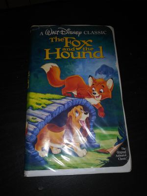 The fox and hound Disney for Sale in Pinellas Park, FL