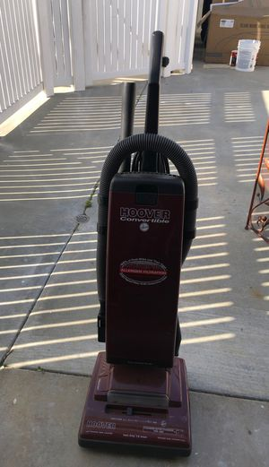 Hoover Vacuum for Sale in Ontario, CA