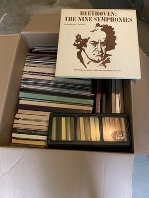 Classical and Folk Songs Albums and Cassettes for Sale in Potomac, MD