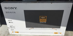 """Sony Bravia 65"""" 4K android smart tv XBR65X850F for Sale in Arlington, TX"""