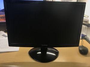 """ViewSonic VA1938wa-LED - 19"""" LED Monitor for Sale in Los Angeles, CA"""