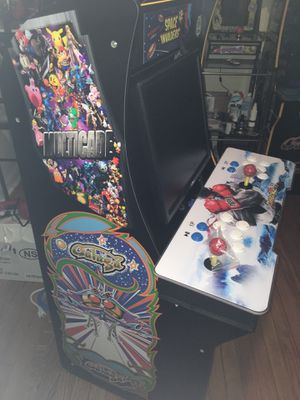 Custom arcade cabinets w/ thousands of games. Built to order w/ options for different customization. for Sale in Cleveland, OH