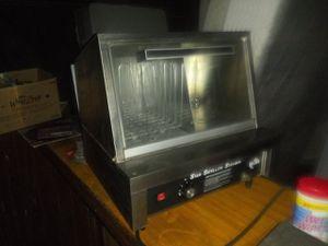 Star Satellite Hot dog / Bun Steamer Works! Nice! for Sale in Four Oaks, NC