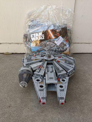 Lego Star Wars Millennium Falcon 75105 Replica Set for Sale in Norwalk, CA