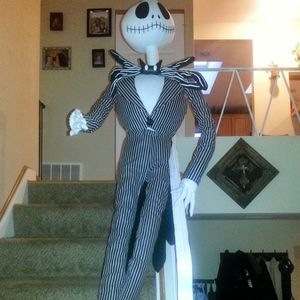 Very Rare Suncoast Nightmare Before Christmas Jack Skellington Posable for Sale in Bloomingdale, IL