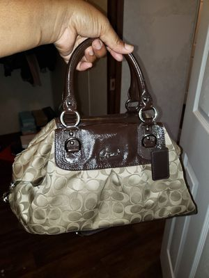 Coach purse for Sale in Mansura, LA