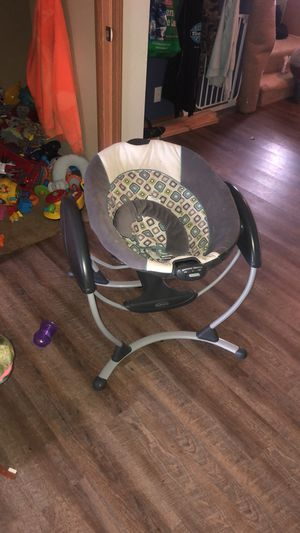 Baby swing for Sale in Orting, WA