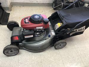 Black max lawn mower for Sale in Austin, TX