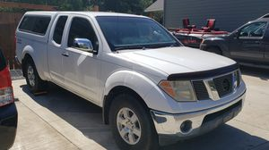 2005 Nissan Frontier Nismo Off Road for Sale in Yacolt, WA