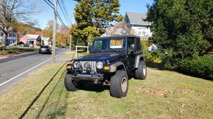 2005 Jeep Wrangler 4.0L 6Cyl for Sale in Essex, CT