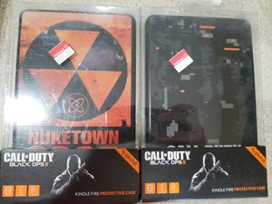 Kindle Fire Call Of Duty Black Ops 2 Protective Cover for Sale in Columbus, OH