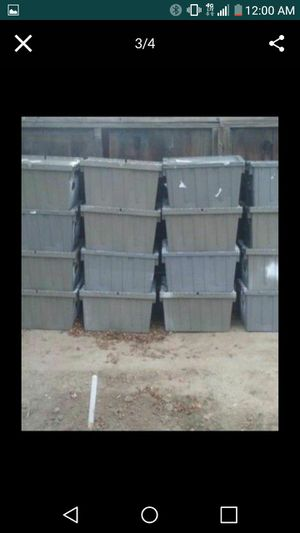Lockable storage containers for Sale in Oakdale, CA