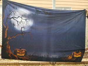Halloween Studio Cloth Background/Backdrop for Sale in Glendora, CA