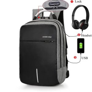 Anti -theft waterproof business laptop backpack for Sale in Boca Raton, FL