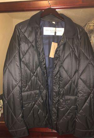 burberry jacket/coat - Large for Sale in Las Vegas, NV