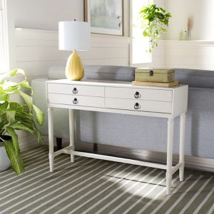 4 Drawer Console Table Console Tables for Sale in Miami, FL