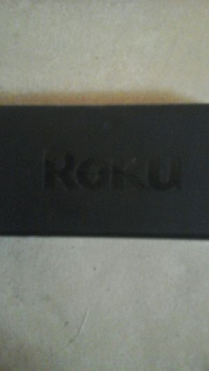 Roku with remote. for Sale in Las Vegas, NV
