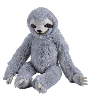 Wild Republic Sloth Plush, Stuffed Animal, Plush Toy, Kids Gifts, Large, Sloth Party Supplies, 13 inches for Sale in Las Vegas, NV