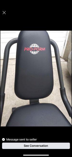 Pro form elliptical / bike for Sale in Bethel Park, PA