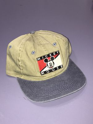 Vintage Mickey Unlimited Mickey Mouse Strapback for Sale in San Antonio, TX