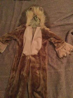 Lion Costume 12/24 months for Sale in South Gate, CA