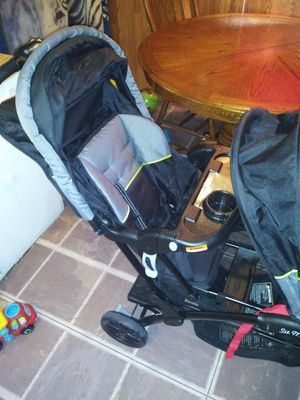 Babytrend sit-n-stand Double Stroller for Sale in Seffner, FL
