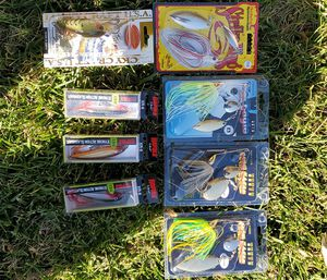 Bass Lures for Sale in Modesto, CA
