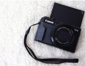 Brand New Canon G7X for Sale in Dearborn, MI