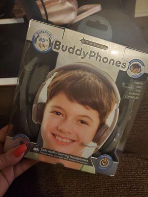 Headset for kids// audífonos para niños for Sale in San Antonio, TX