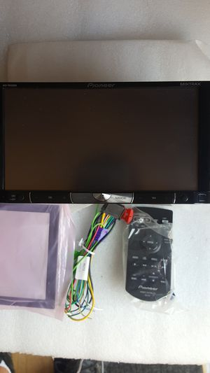 """Pioneer AVH-8400BH 2 DIN 7"""" LCD DVD Receiver with Bluetooth for Sale in Santa Ana, CA"""