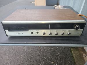 REALISTIC Component Stereo Reciever System MODULAIRE 8 Model 12-1404 for Sale in Tacoma, WA