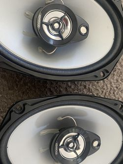 Kenwood 6x9 Pair. Brand New. Never Used for Sale in Columbus,  OH