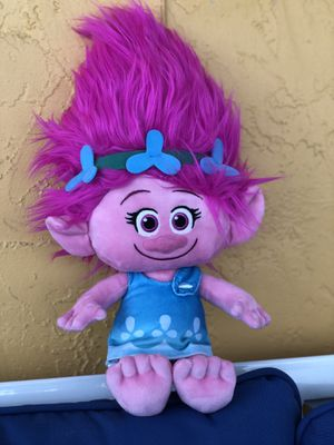 Trolls plushie for Sale in Miami, FL