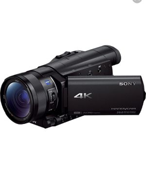 Sony 4K ultra HD Camcorder for Sale in Antioch, CA