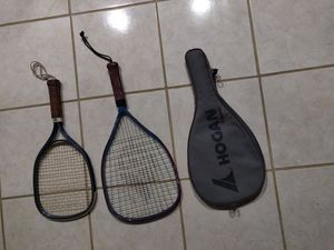 Brand name Marty Hogan, Wilson Racquetball Racket for Sale in Evesham Township, NJ